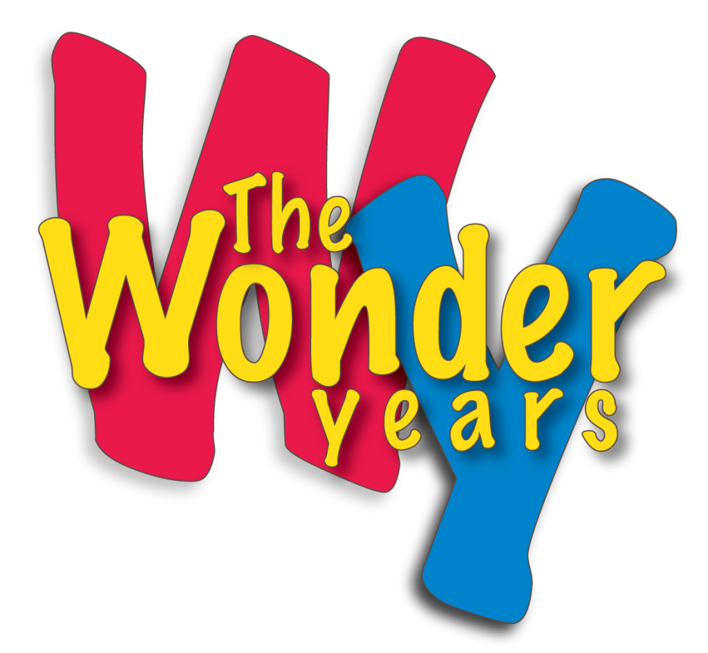WonderYears - black